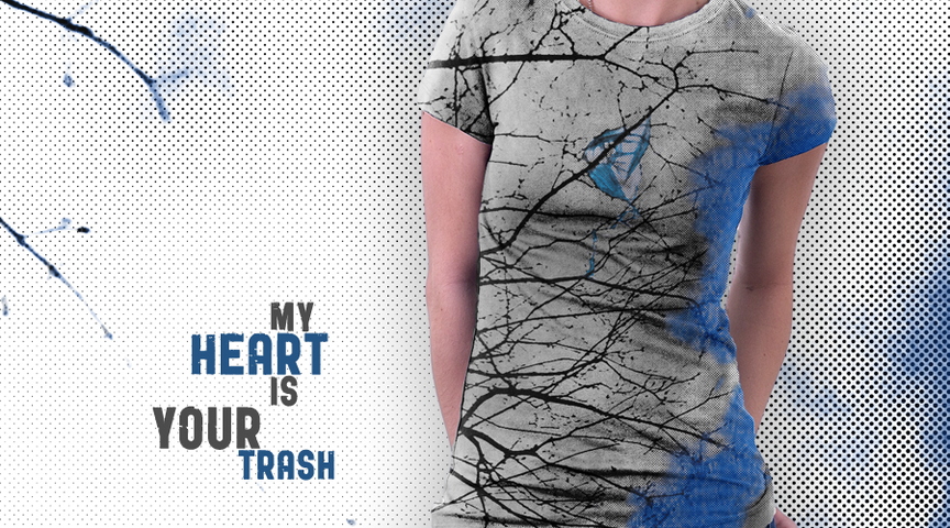 My Heart Is Your Trash