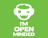 I'm open minded by juliafarias