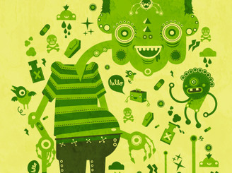 Go green with Mr. Green! by Yema-Yema