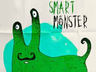 Smart Monster by sharpnose