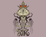 OCTOPUS KING by HombreArrugado