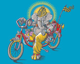 Ganesh Will Get You There by mreisel