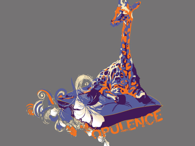 Opulence Tee for A Man of Luxury