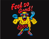 FEEL SO GOOD by FLYDESIGN