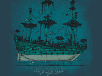 The Jungle Boat by a_mar_illo