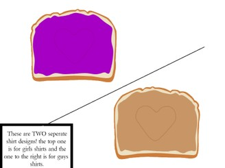 PB&J Couples 2 by maddieline