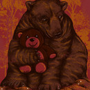 BFF (Bear Friends Forever) :D by dandingeroz