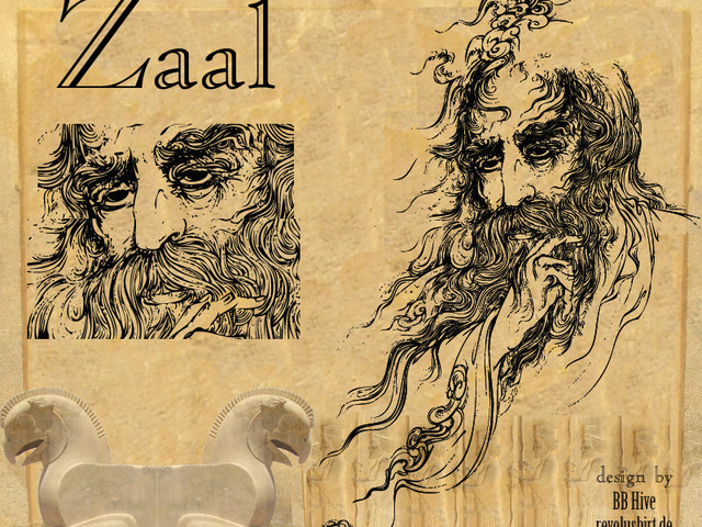 Zaal (persian mythology)
