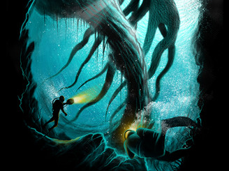 Giant Octopus by Siege