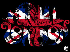 London T-Shirt Design by
