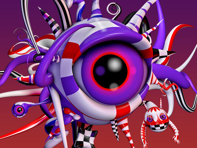 The Eye of Clown