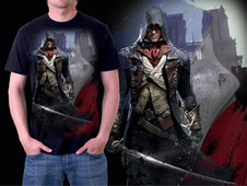 Arno Dorian - Assassin's Creed T-Shirt Design by