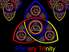 Primary Trinity T-Shirt Design by