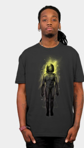 Naked Space T-Shirt