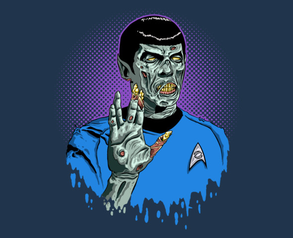 Live Long and Prosper Star Trek