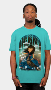 Whimsical Girl T-Shirt