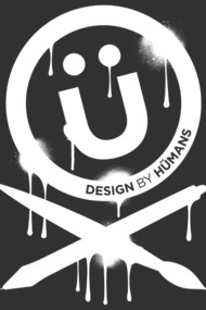 DBH Artist Series Splattered Logo