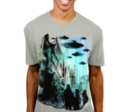 Martians Return T-Shirt