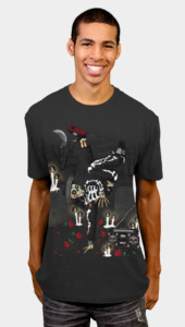 BreakDance of the Dead T-Shirt