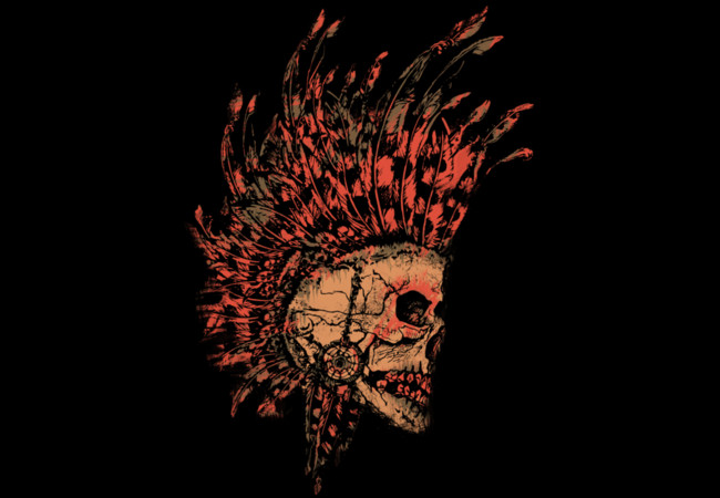 Death Native  Artwork