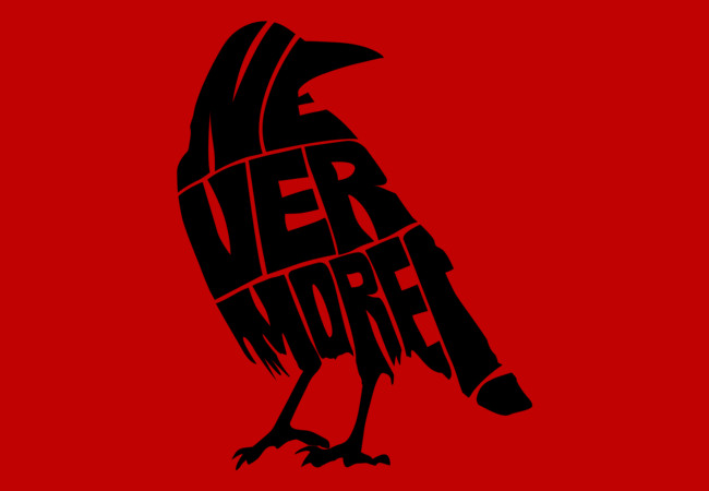 Nevermore!  Artwork