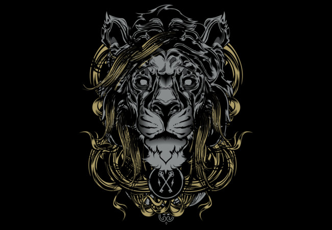 The Lion  Artwork