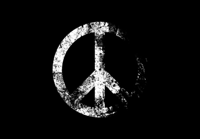 Broken Peace  Artwork
