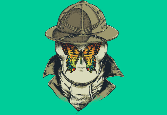 Rorschach HD  Artwork