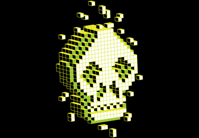Pixelated  Artwork