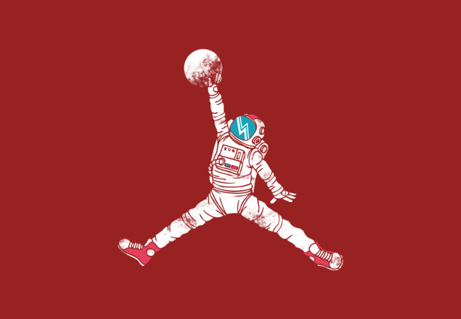 Space Dunk  Artwork