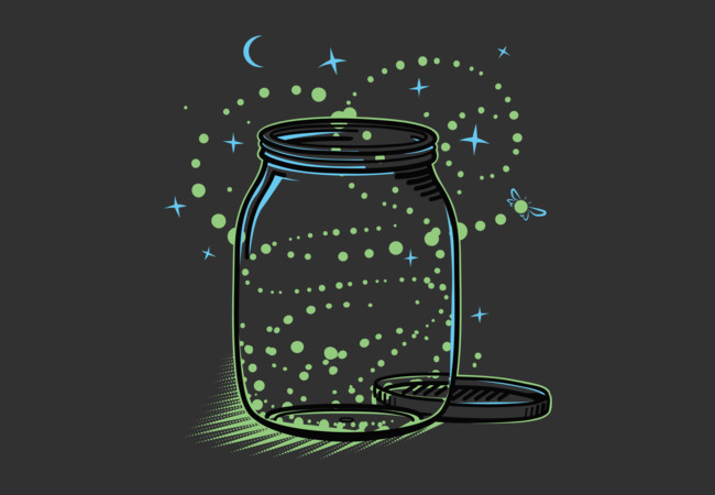 The Empty Jar of Fireflies  Artwork