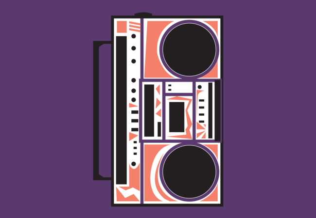 boom box  Artwork