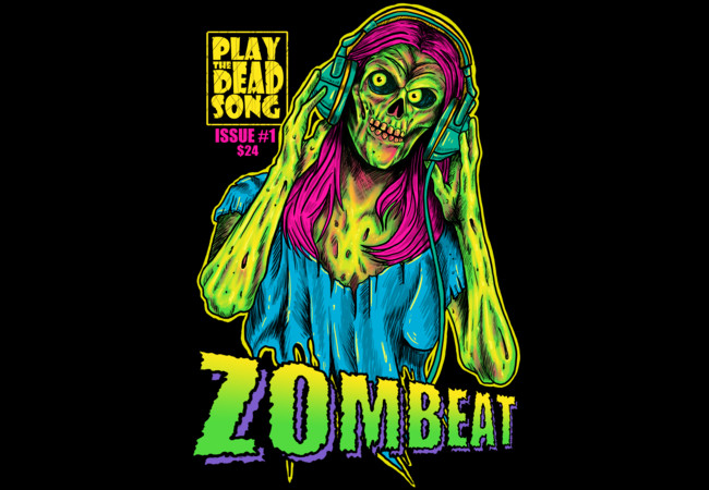 Zombeat  Artwork