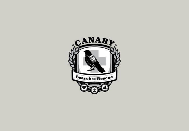 Canary Search and Rescue  Artwork