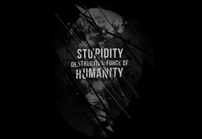 Stupidity  Artwork