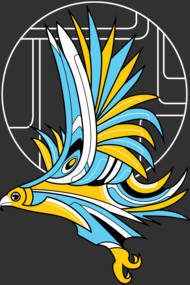 Hawk Art Deco