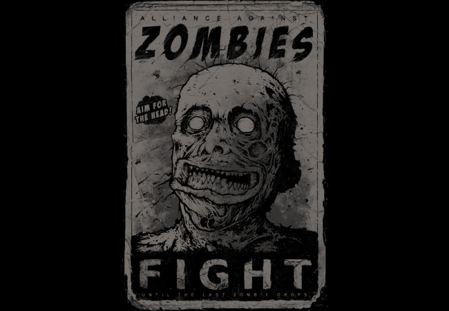 Zombie Propaganda  Artwork
