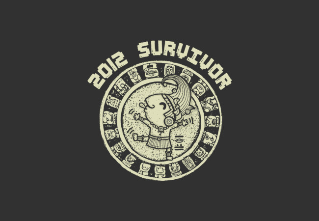 2012 Survivor  Artwork
