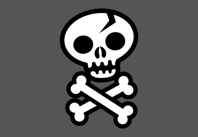 Skull & Crossbones  Artwork