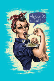 we can do eat!!