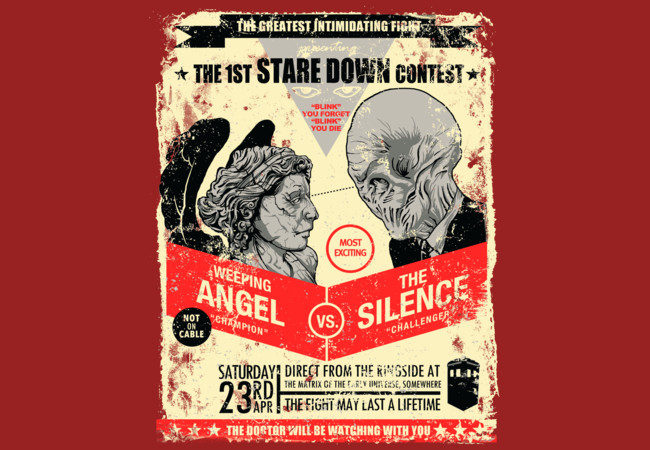 Stare Down Contest  Artwork