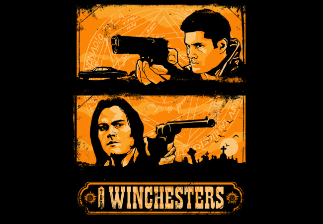 The Winchesters  Artwork