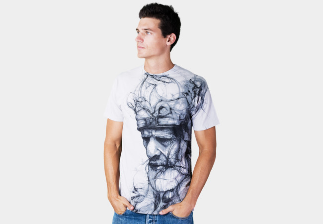 Holy Man T-Shirt - Design By Humans