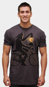 Ride With The Moon T-Shirt
