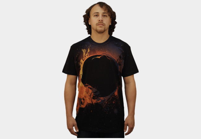 Black Hole Sun T-Shirt - Design By Humans