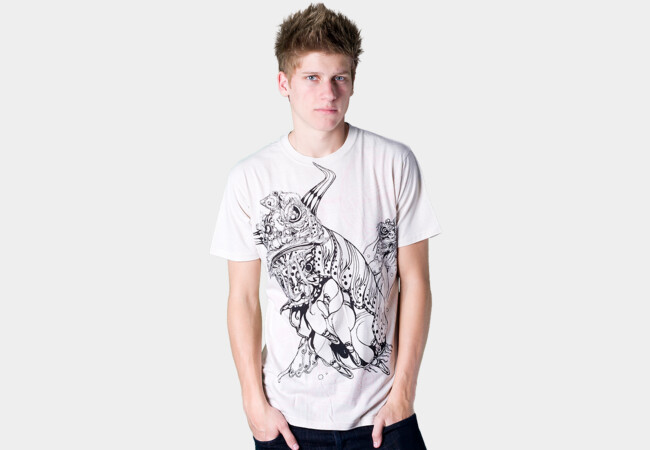 Lion dance T-Shirt - Design By Humans