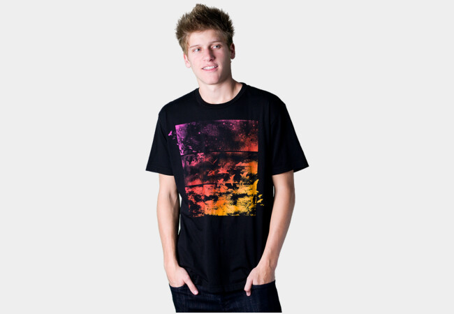 Across the Atmosphere T-Shirt - Design By Humans