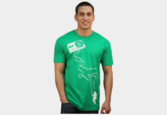Limited Edition - Swing To The Music T-Shirt - Design By Humans