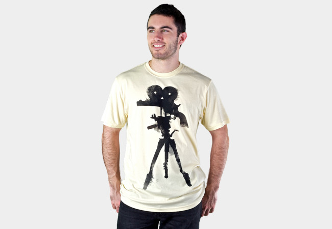 shoot T-Shirt - Design By Humans