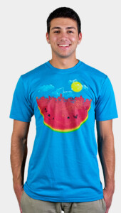 Watermelon City T-Shirt